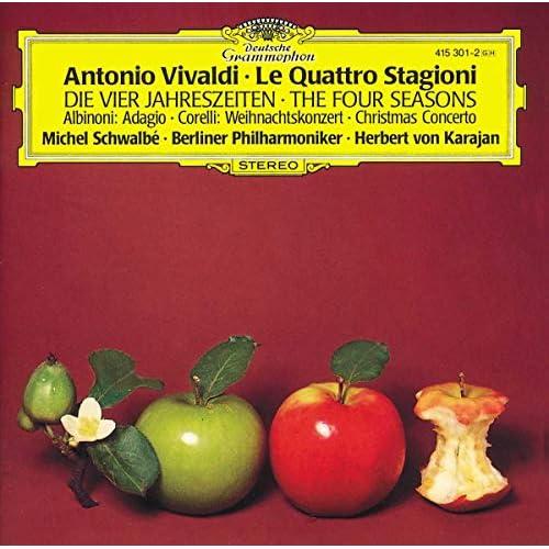 Le Quattro Stagioni,Adagio,Concerto Grosso Op. 6 No. 8 In G Minor