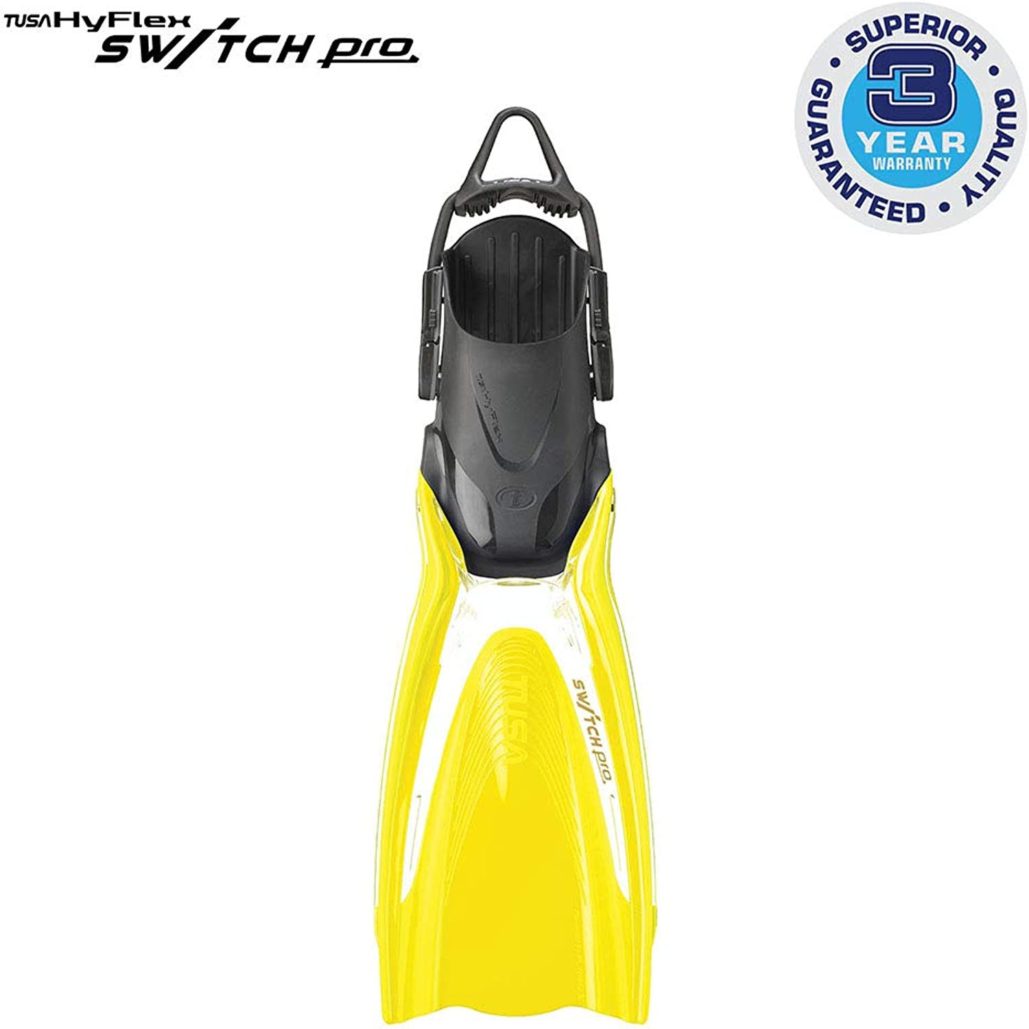 TUSA SF0107 Hyflex Switch Pro Scuba Diving Fins