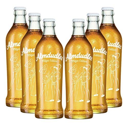 Almdudler Alpenkräuter Limonade - 6x350ml = 2100ml - Inkl. Pfand MEHRWEG