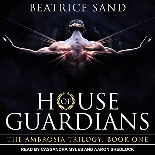 House of Guardians: Sons of the Olympian Gods audiobook cover art