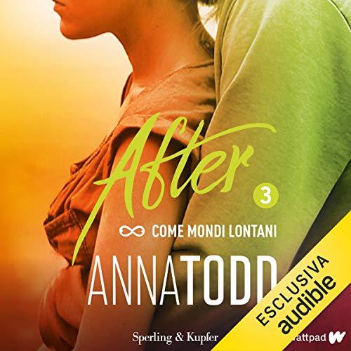 Come mondi lontani audiobook cover art