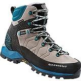 GARMONT Zapatillas Toubkal 2.1 GTX para mujer, color gris y azul,...