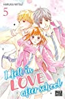I fell in love after school, tome 5 par Mitsui