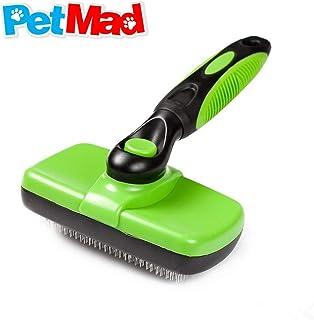 Cepillo para perros fácil de limpiar, cepillo para mascotas