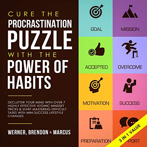 Cure the Procrastination Puzzle with the Power of Habits