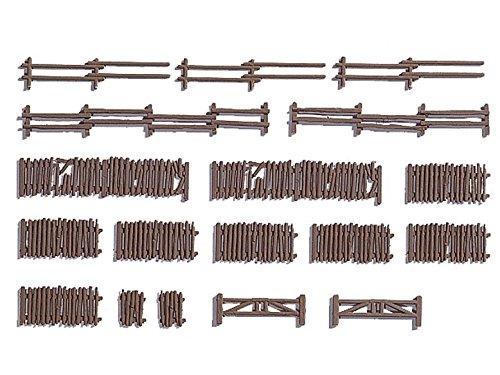 Nog 43095 - landelijke hekken, grootverpakking