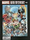 Marvel Universe Fall 2019 Magazine, no. 1 (October 2019) (Dawn of X, New Mutants, Marauders, Fallen Angels, X-Force, Excalibur, Champions, Runaways, Web of Black Widow, Doctor Strange, Future Fight)