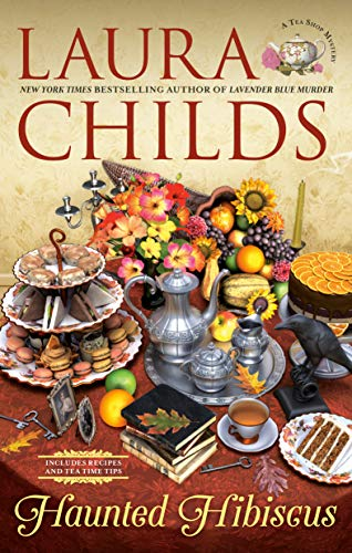 Haunted Hibiscus (A Tea Shop Mystery Book 22) by [Laura Childs]