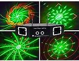 WQL Palla da Discoteca attivata dal Suono LED, luci da Discoteca per DJ, luci da Discoteca...