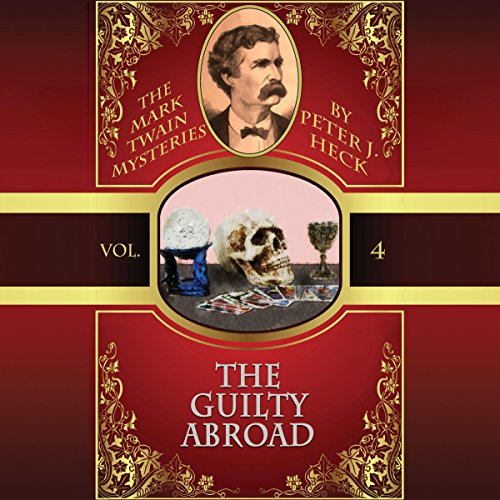 The Guilty Abroad audiobook cover art