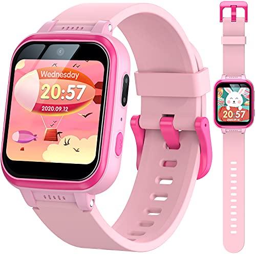 MOPEVIT Kids Smart Watch,Multifunction Rechargeable Touch Screen...