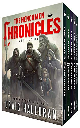 The Henchmen Chronicles Collection: An Epic Portal Fantasy Adventure Series (The Complete Series) (Portal Adventure Book 1)