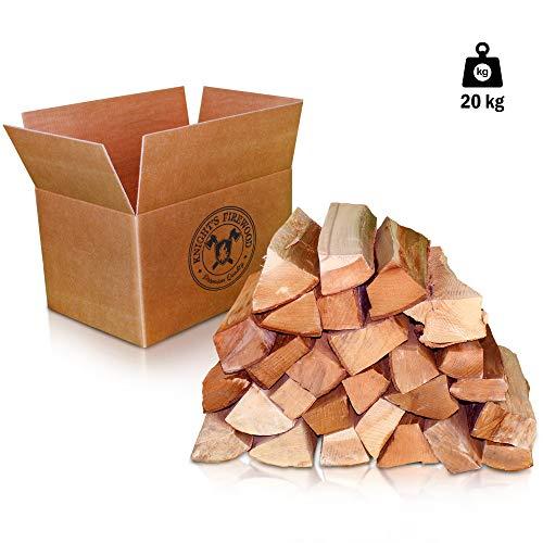 20kg Kaminholz Brennholz 33cm 100% reine Buche, ofenfertig, Kaminofen, Lagerfeuer, Feuerholz,