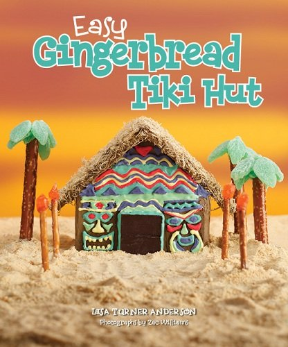 Easy Gingerbread Tiki Hut (English Edition)