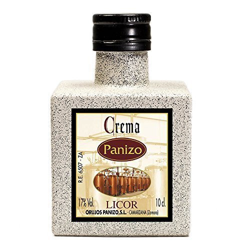 Cubo de Licor de Crema de Orujo panizo