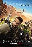 Lionbeen 6 Underground - Movie Poster - Poster del Film 70 X 45 cm. (Not A Dvd)
