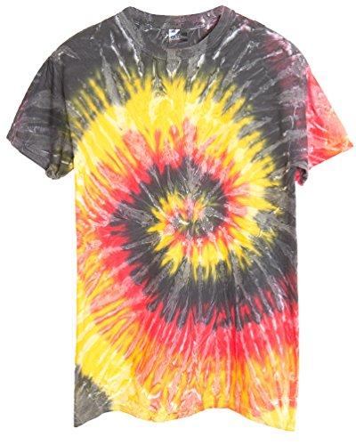 Ragstock Tie Dye T-Shirt, Kingston - XL