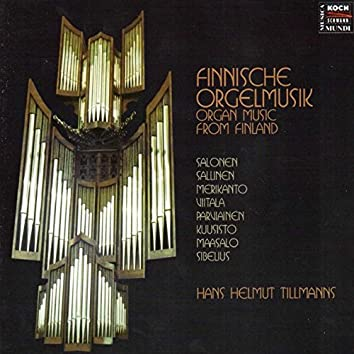 Organ Music From Finland