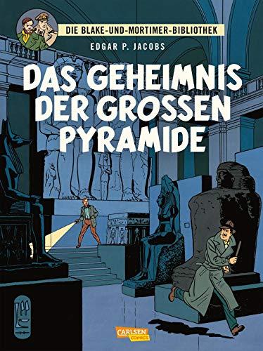 Blake und Mortimer Bibliothek 2: Das Geheimnis der großen Pyramide (2)