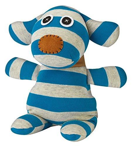 Warmies SOC-Dog-2 - Peluche Socky Doll Randolph