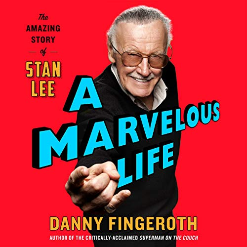 A Marvelous Life audiobook cover art