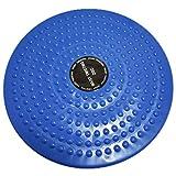 @Y.T Twist Waist Torsion Disc Board, Gewichtsabnahme-Aerobic und Muskeltraining,Blue -