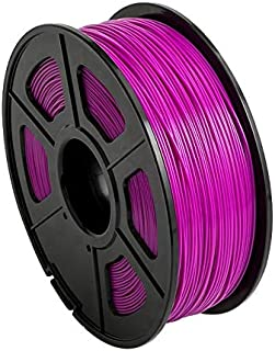 CC DIY - PLA+ 3D Printer Filament 1.75mm 1kg Spool Dimensional Accuracy +/- 0.02 mm (Fuchsia)