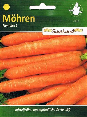 Chrestensen - Gemüsesamen & -pflanzen in Orange, Größe 11.50 x 0.5 x 15.6 cm