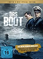 Das Boot - Staffel 1 (4 Disc-Special Edition)