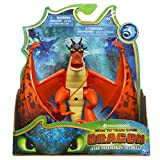 Dreamworks Dragons, Hookfang Dragon Figure with Moving Parts, for Kids Aged 4 and Up, Multicolor