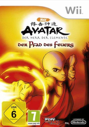 Avatar - Der Herr der Elemente: Der Pfad des Feuers [Software Pyramide]