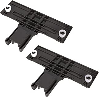 2 Pack W10350376 Dishwasher Top Rack Adjuster Replacement Part w/ 0.90