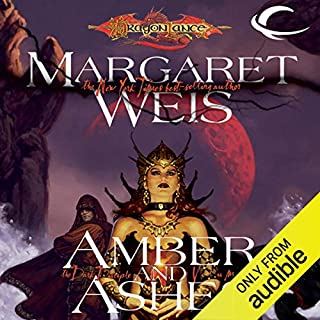 Amber and Ashes Titelbild