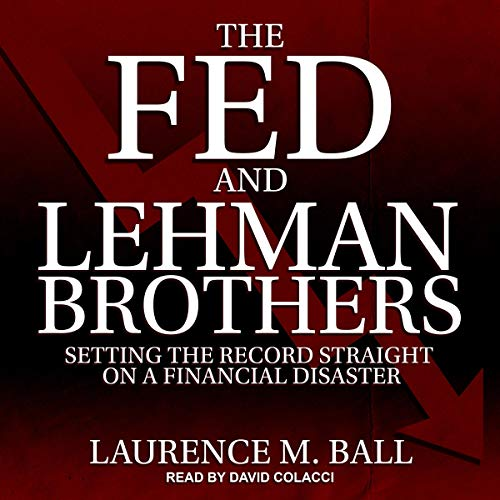 『The Fed and Lehman Brothers』のカバーアート