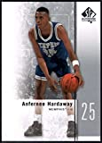 2011-12 SP Authentic Basketball #5 Anfernee Hardaway Memphis Tigers Official NCAA Trading Card From Upper Deck