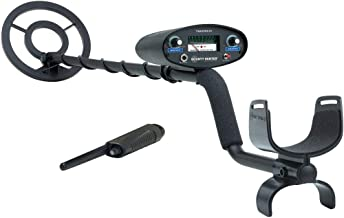 Bounty Hunter Tracker IV Metal Detector in Black