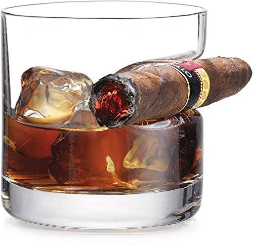 Godinger Cigar Whiskey Glass