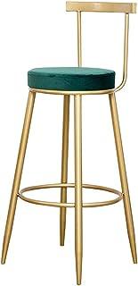 Taburetes de bar modernos Sillas de comedor modernas para la silla decorativa de la sala de estar Silla lateral Sillas d...