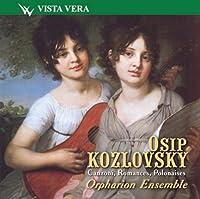 Kozlovsky: Canzoni/Romances/Po