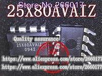 10PCS W25X80AVAIZ 25X80AVAIZ In Stock