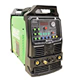 2019 Everlast Power Equipment PowerPro 205Si 200a AC DC TIG 50a Plasma Cutter Multi Process Welder PP205si