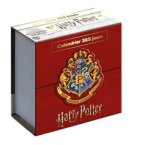 Mini calendrier - 365 jours avec Harry Potter