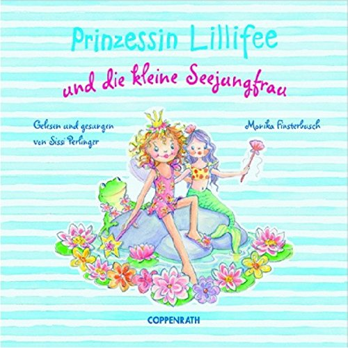 Prinzessin Lillifee und die kleine Seejungfrau Titelbild