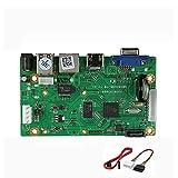 Quanmin 16CH 5MP H.265/H.264 Red Digital Video Recorder Mainboard Análisis Inteligente Cámara IP NVR Junta Detección de Movimiento Max Soporte 8TB SATA HDD ONVIF CMS XMEYE Con Cable P2P Nube