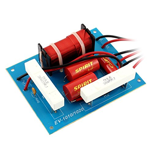 uxcell 350W Crossover Filters Frequency Divider