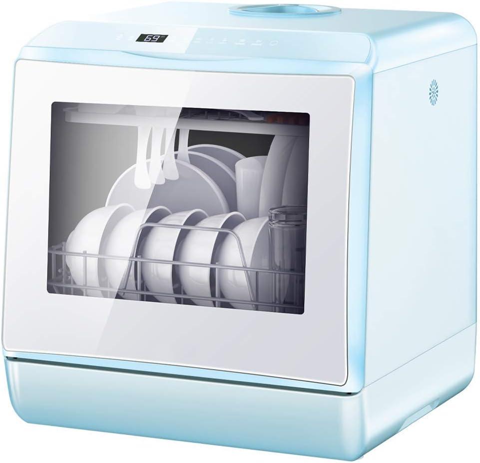 MOSHUO Lavavajillas portátil, lavaplatos Compacto de encimera para Apartamentos, condominios, Casas rodantes, oficinas y Otras cocinas pequeñas, bajo Nivel de Ruido, diseño de bajo Consumo energético