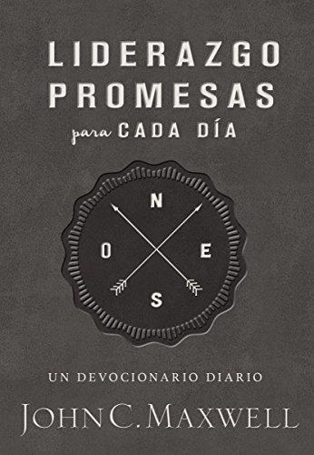 Liderazgo, promesas para cada día: Un devocionario diario