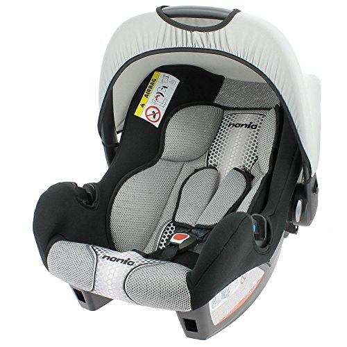 Kinderautositz - gruppen 0+ - BEONE SP - 4 farben - Gris