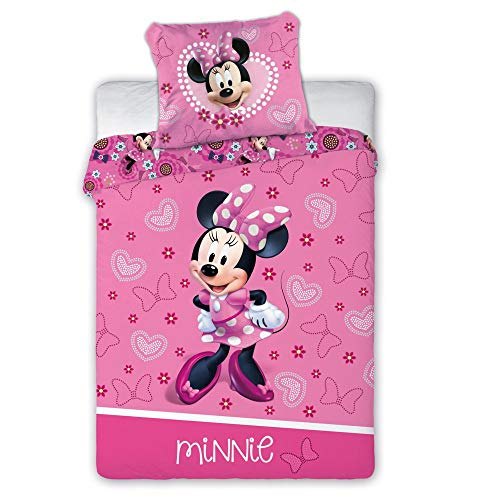 Minnie Mouse Children's Bed Line...