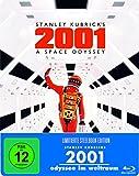 2001: Odyssee im Weltraum (Steelbook) (exklusiv bei Amazon.de) [Blu-ray] [Limited Edition]